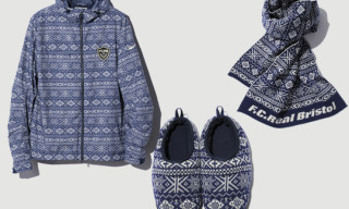 F.C.R.B. Fall/Winter 2011 'Norwegian Knit' Series