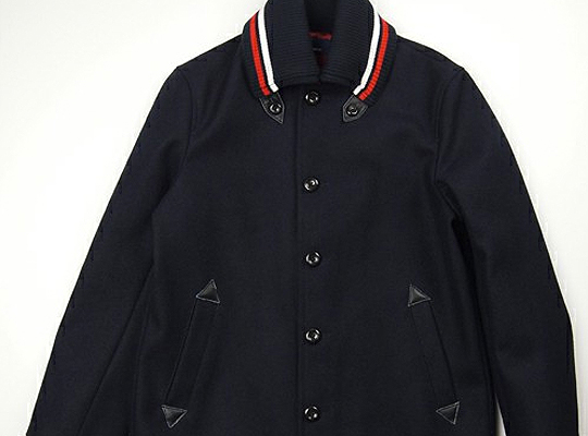 beams x fred perry fall winter 2011 jackets highsnobiety. Black Bedroom Furniture Sets. Home Design Ideas