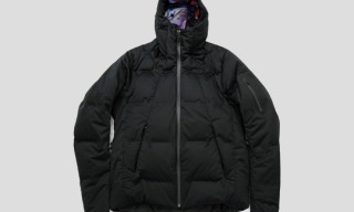Futura Laboratories x Descente Fall/Winter 2011 Collection
