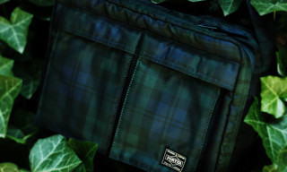 Head Porter Plus Fall/Winter 2011 Luggage Collection