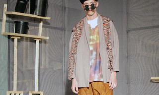 Henrik Vibskov Spring/Summer 2012 Collection Presentation