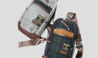 Master-Piece x Harris Tweed Fall/Winter 2011