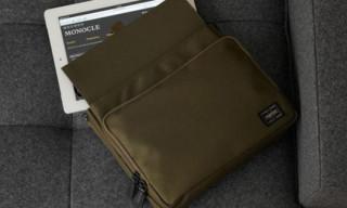 Monocle x Porter iPad Holder