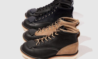 Neighborhood x Wesco 'Job Master' Boots