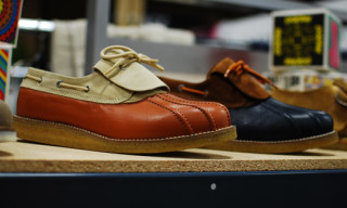 Pointer Premium Footwear for Spring 2012