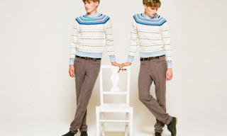 Rodarte for Opening Ceremony Fall/Winter 2011 Men's Lookbook