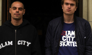Slam City Skates 25th Anniversary Lookbook & Video