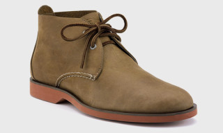 Sperry Top-Sider Cloud Logo Boat Oxford Desert Boot