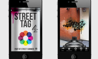 Street Tag iPhone Application