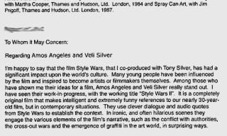 Trailer: Style Wars 2 – A Parody
