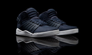 Supra Skytop 3 – Navy Colorway