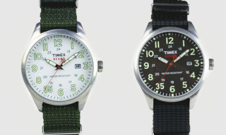Timex x Beams 35th Anniversary Retro Camper