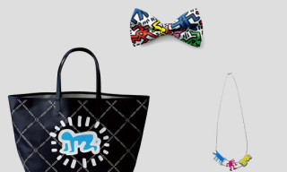 uniform experiment x Keith Haring Accessories