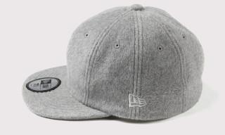 Unused x New Era Wool Felt Baseball Caps
