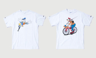 W-Base x XLarge x Disney T-Shirts