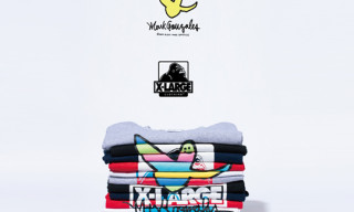XLarge x Mark Gonzales T-Shirt Collection