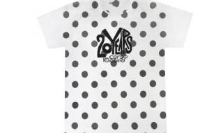 Comme des Garcons 10 Corso Como 20th Anniversary T-Shirts