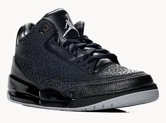 jordan iii all black