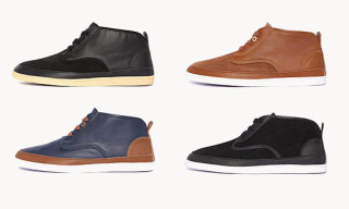 Bagua La Galia Chukka for Fall/Winter 2011