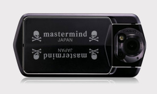 mastermind JAPAN & Ron Herman x Casio Exilim TR100 Pocket Camera