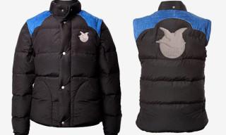 Chevignon x colette Puffer Jacket & Vest
