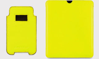 Givenchy iPhone & iPad Cases in Neon Yellow