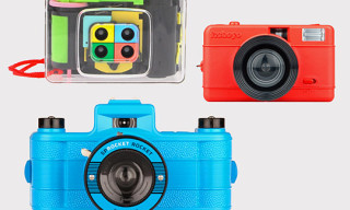Highsnobiety Giveaway – Lomography Cameras