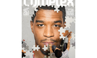 Kid Cudi Covers Complex October/November 2011 Issue