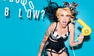 Kreayshawn 'About To Blow?' Complex Cover Story