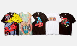 Marvel Maniacs Special Box T-Shirts Collection