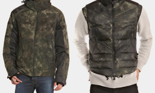 Moncler Grenoble Camo Down Jacket & Vest