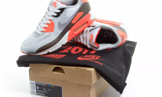 Nike Air Max 90 Hyperfuse 'Infrared' #CTNSWBBQ2011