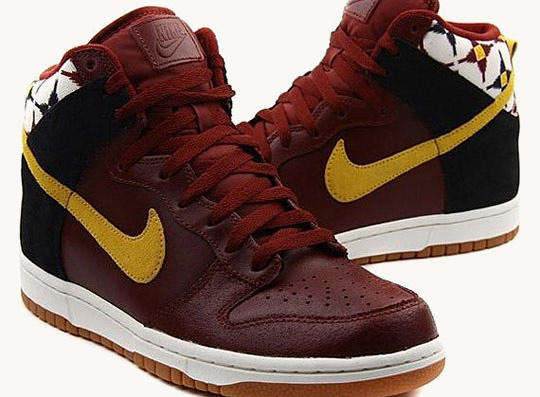 dunks sneakers