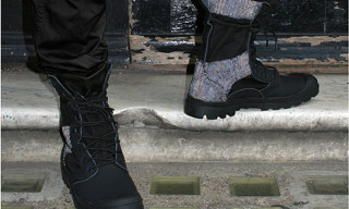 Palladium x Maharishi Tactical Boot