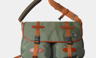 Porter x MUG Hunting Messenger Bag