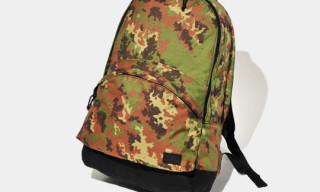 SAGLIFE Italian Camo Cordura Bags