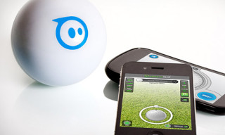 Sphero – Baseball-Sized Bluetooth-Controlled Robot