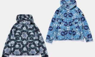 Swagger 'Psychedelic' Mountain Parkas
