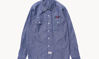 Swagger x Dickies Chambray Work Shirt