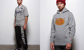 Undefeated Fall 2011 Delivery 2 Lookbook