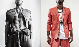 VMAN 'The Warrior' Editorial with Dwayne Wade