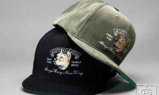 Acapulco Gold 'The Dog Crest' Corduroy Snapback Cap