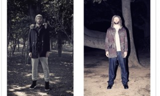 Balabushka Remnants Fall/Winter 2011 Lookbook