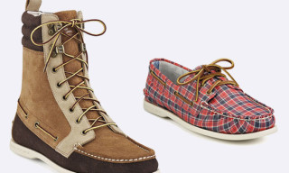 Band of Outsiders for Sperry Top-Sider Fall/Winter 2011 Collection