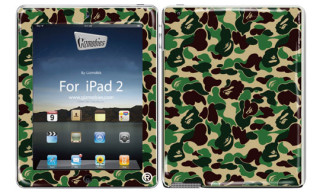 Bape x Gizmobies iPhone & iPad Skins Fall/Winter 2011