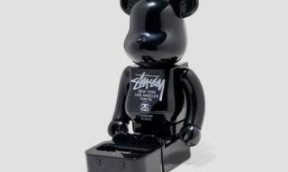 Bearbrick Speaker System 'Stussy Version'
