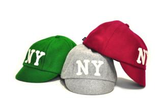 Chari & Co NYC Wool/Rayon Cycling Cap
