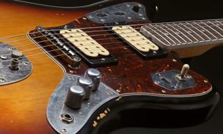 Fender 'Kurt Cobain' Jaguar Guitar