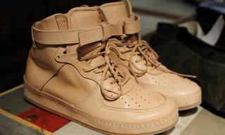 HenderScheme 'Hommage' Series – Handmade Sneaker Classics