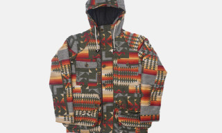 Heritage Research Wilderness Parka Navajo Wool